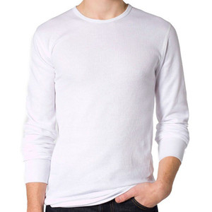 American Apparel Unisex Baby Thermal Long Sleeve T-shirt