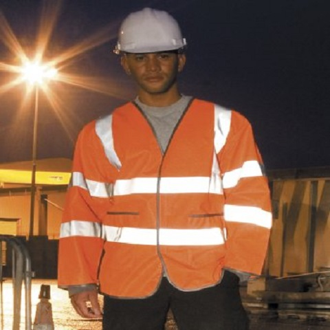 Result Lightweight Motorway Safety Jacket