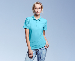 Double pique Polo Shirts
