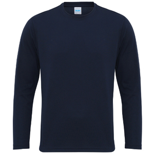 AWDis Long Sleeve Just Cool Wicking T-Shirt