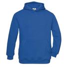 B&C Youth Hooded Sweatshirt