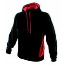 Finden & Hales Contrast Hooded Sweatshirt