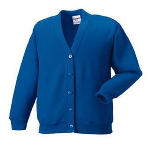 Jerzees Schoolgear Childrens Fleece Cardigan