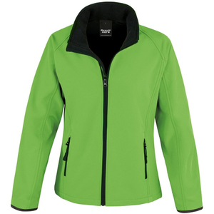 Result Women's Printable Softshell Jacket