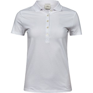 Tee Jays Ladies' Luxury Stretch Polo